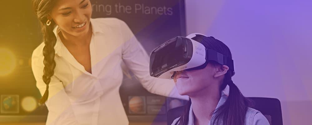 Виртуальная реальность в обучении