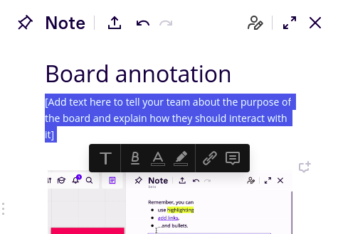 board_annotation